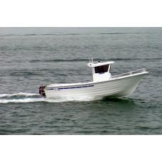 700 Pescador (cabina centra simplesl)