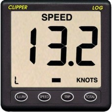 CLIPPER LOG SPEED